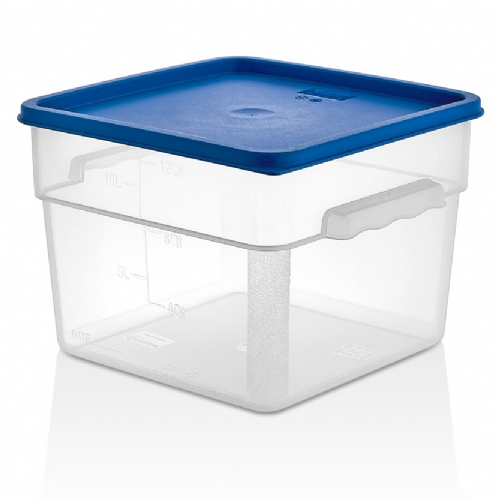 PP SQUARE STORAGE CONTAINERS GSPP-12