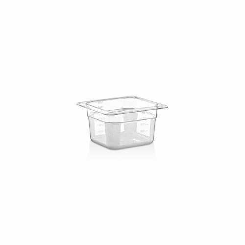 GN PC CLEAR CONTAINERS GNP-16100