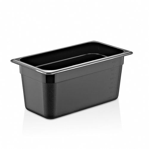 GN PC BLACK CONTAINERS GNP-13150/B