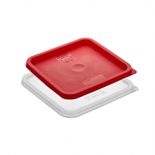 PP LIDS FOR SQUARE CONTAINERS GSPPL-6