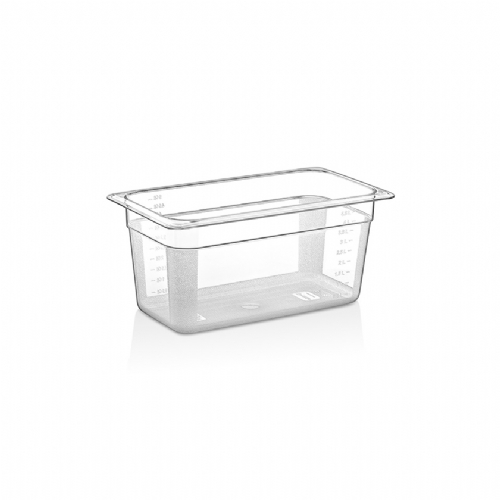 GN PC CLEAR CONTAINERS GNP-13150