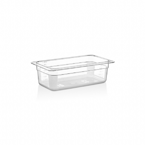 GN PC CLEAR CONTAINERS GNP-13100