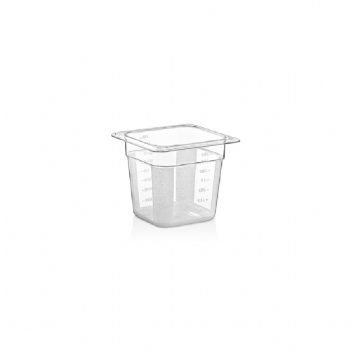 GN PC CLEAR CONTAINERS GNP-16150