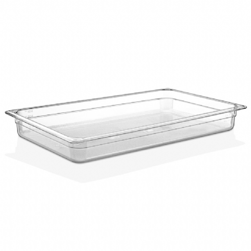 GN PC CLEAR CONTAINERS GNP-1165