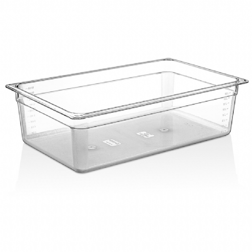 GN PC CLEAR CONTAINERS GNP-11150