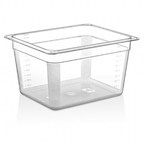 GN PC CLEAR CONTAINERS GNP-12200