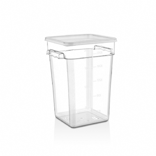 PC SQUARE STORAGE CONTAINERS GSP-22