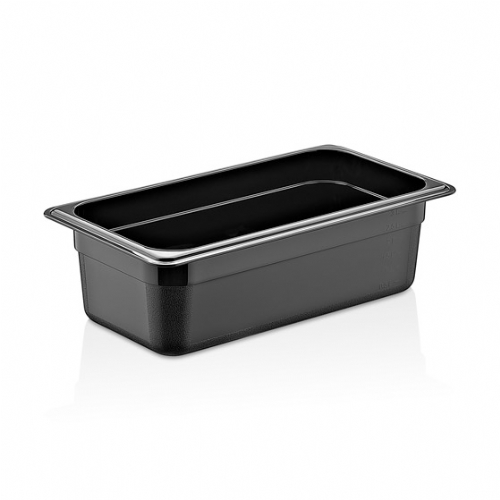 GN PC BLACK CONTAINERS GNP-13100 /B