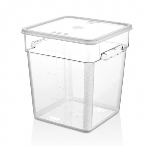 ABS SQUARE STORAGE CONTAINERS GSPABS-18