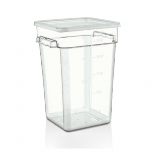 ABS SQUARE STORAGE CONTAINERS GSPABS-22