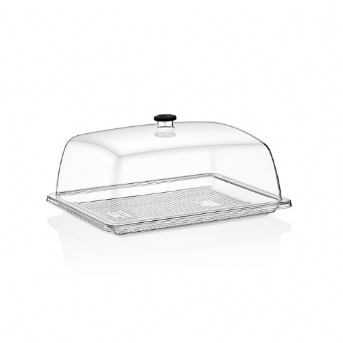 GF-12 DOME COVER - TRAY CLEAR