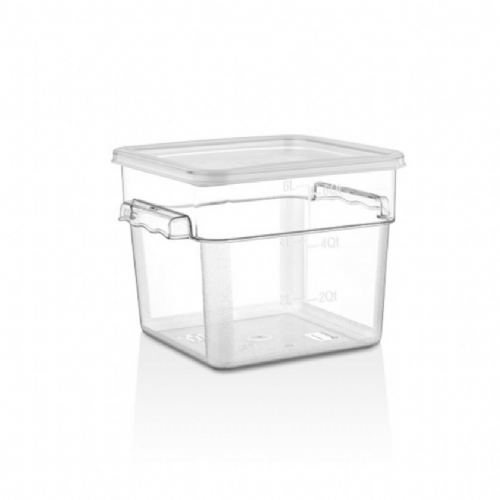 PC SQUARE STORAGE CONTAINERS GSP-8