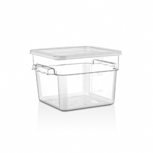 PC SQUARE STORAGE CONTAINERS GSP-12