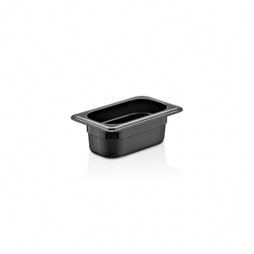 GN PC BLACK CONTAINERS GNP-14100/B