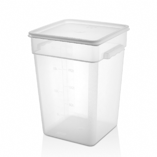 PP SQUARE STORAGE CONTAINERS GSPP-22