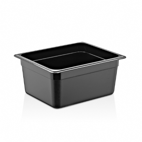 GN PC BLACK CONTAINERS GNP-12150/B