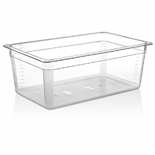 GN PC CLEAR CONTAINERS GNP-11200