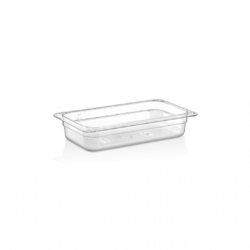GN PC CLEAR CONTAINERS GNP-1365