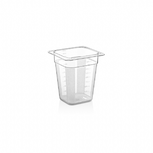 GN PC CLEAR CONTAINERS GNP-16200