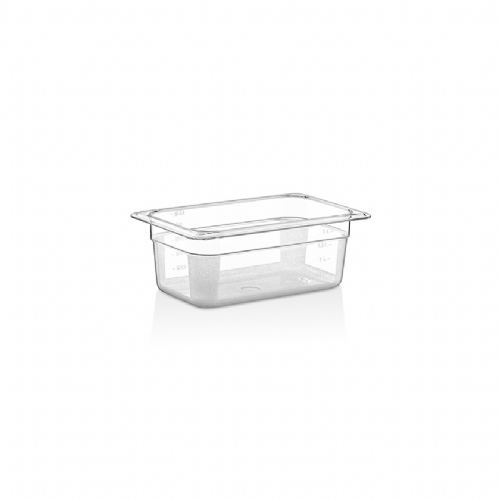GN PC CLEAR CONTAINERS GNP-14100