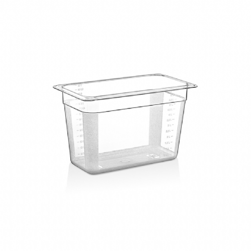 GN PC CLEAR CONTAINERS GNP-13200