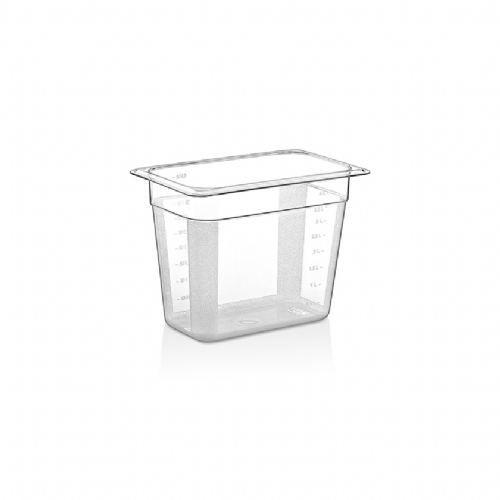 GN PC CLEAR CONTAINERS GNP-14200