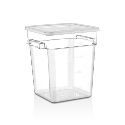 PC SQUARE STORAGE CONTAINERS GSP-18