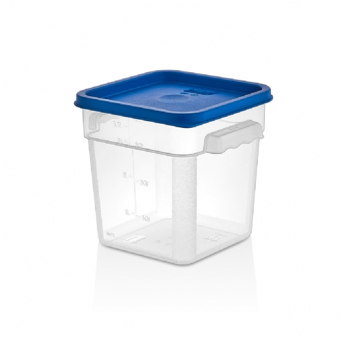 PP SQUARE STORAGE CONTAINERS GSPP-4